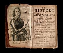 (Early English Imprints). B(urton), R(obert). The History of Oliver Cromwell: Being an Impartial Account... London: for Nath. Crouch...