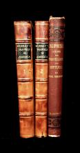 (Native Americana) 3 vol Lot: Murray, Charles Augustus. Travels in North America During The Years 1834, 1835, and 1836. Including A...