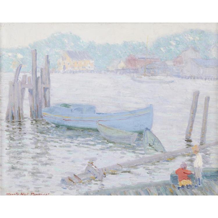 MORRIS HALL PANCOAST, (AMERICAN 1877-1963),
