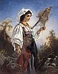 ANTON ROMAKO, Anton Romako, Click for value