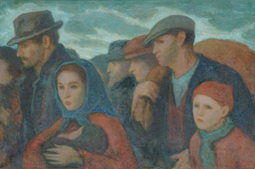 JULIUS BLOCH (American 1888-1966)