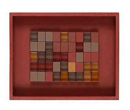 GERARDO RUEDA, (SPANISH 1926-1996), BOXES