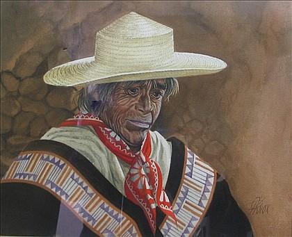 COLUMBUS KNOX, (AMERICAN 20TH CENTURY), EL INDIO