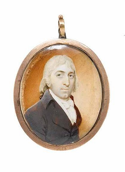 Walter Robertson (Irish died 1801) miniature
