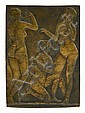 MOISHE (MOISSEY) KOGAN, (RUSSIAN 1879-1943), THREE FEMALE NUDES, Moisej Kogan, Click for value