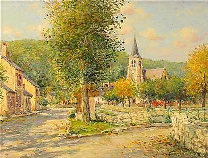 JEAN KEVORKIAN, (FRENCH B. 1933),