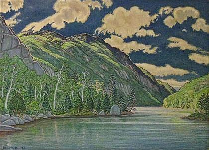 HAROLD WESTON, (AMERICAN 1894-1972),