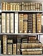 Lot.   [18th C. Pigskin Bindings- Miscellaneous Imprints]: Silberbauer, Joannis Georgii, et al.  Sacrorum Bibliorum Vulga...