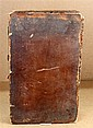1 vol. Penn, William. Selected Works of. London, 1771. Bound with A Journal of His Life. Folio, contemp bdg.