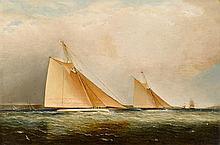 JAMES EDWARD BUTTERSWORTH, (AMERICAN/BRITISH 1817-1894),