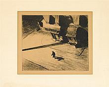 EDWARD HOPPER, (AMERICAN 1882-1967),