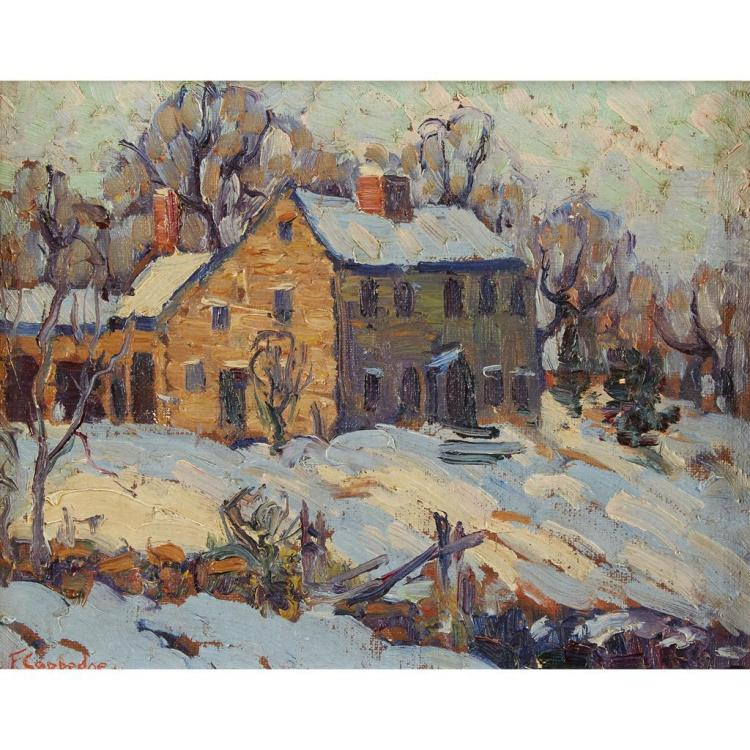 FERN ISABEL COPPEDGE, (AMERICAN 1883-1951),