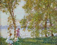 EDWARD DUFNER, (AMERICAN 1872-1957),