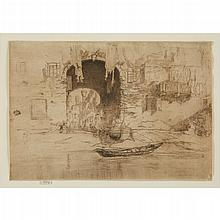 JAMES ABBOTT MCNEILL WHISTLER, (AMERICAN 1834-1903),