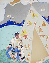 WINOLD REISS, (AMERICAN 1886-1953),