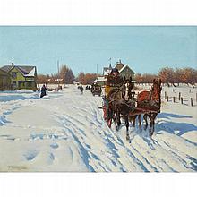 RICHARD LORENZ, (AMERICAN 1858-1915),