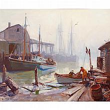 EMILE ALBERT GRUPPE, (AMERICAN 1896-1978),