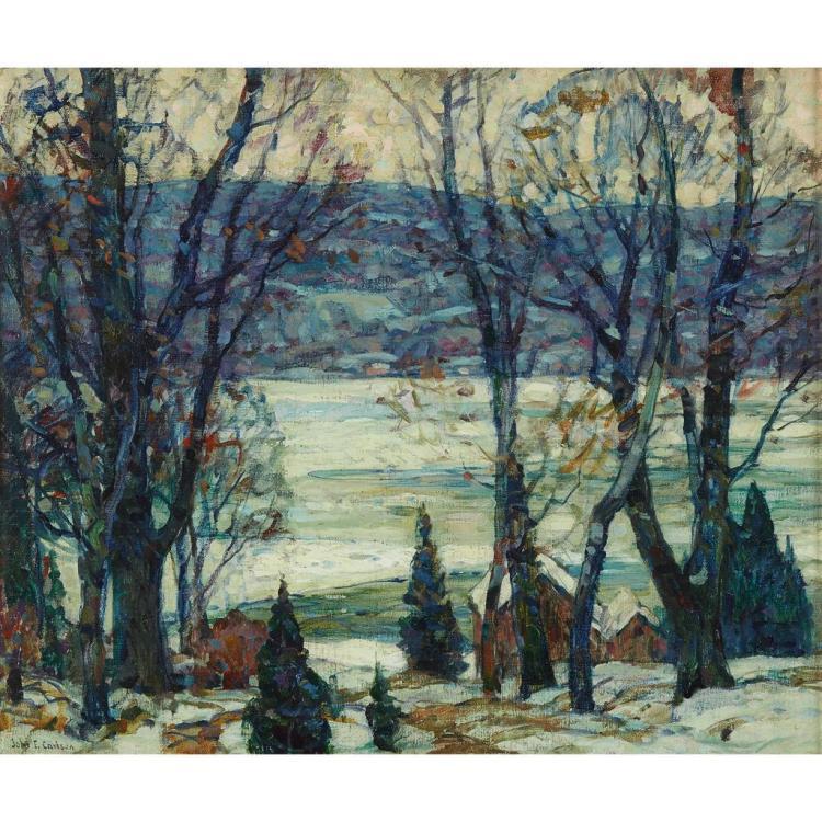 JOHN FABIAN CARLSON, (AMERICAN/SWEDISH 1875-1947),