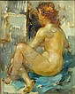 MARYSE DUCAIRE-ROQUE, (FRENCH 20TH CENTURY), NUDE, Maryse Ducaire, Click for value