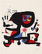 JOAN MIRÓ, (SPANISH, 1893-1983),