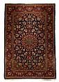 Kashan rug, central persia, circa 1930,