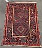Anatolian Kurd rug, east anatolia, circa 1900,