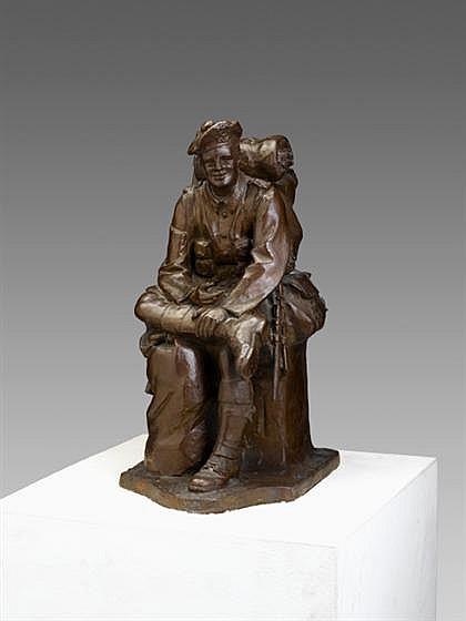 ROBERT TAIT MCKENZIE (CANADIAN 1867-1938)