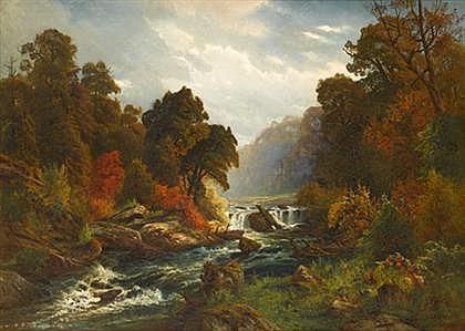 CARL PHILIPP WEBER (GERMAN/AMERICAN 1849-1921)