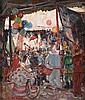 PAULETTE VAN ROEKENS (AMERICAN 1896-1988), Paulette Victorine J Van Roekens, Click for value