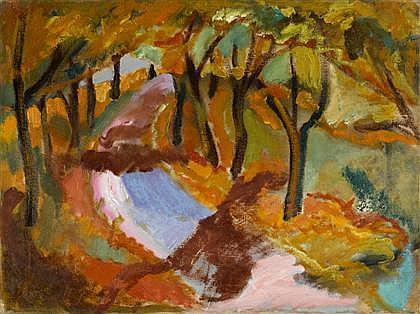 QUITA BRODHEAD, (AMERICAN 1901-2002,