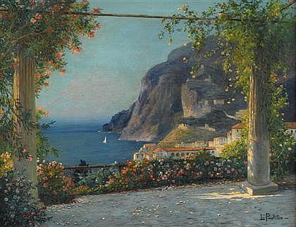 LUIGI PAOLILLO, (ITALIAN 1864-1934),