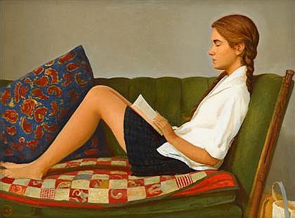BO BARTLETT, (AMERICAN B. 1955),