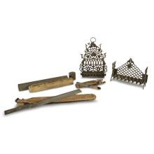 An assorted collection of Judaica, 18th century and later
