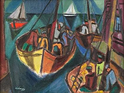 LEHMAN IRVING, (AMERICAN 1900-1982),