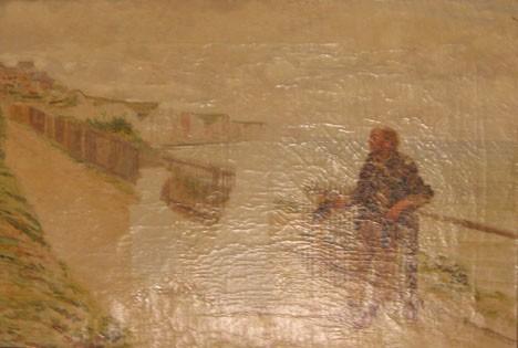 MARIE FRANCOIS FIRMIN-GIRARD, (FRENCH 1838-1921), SEEKING ALMS