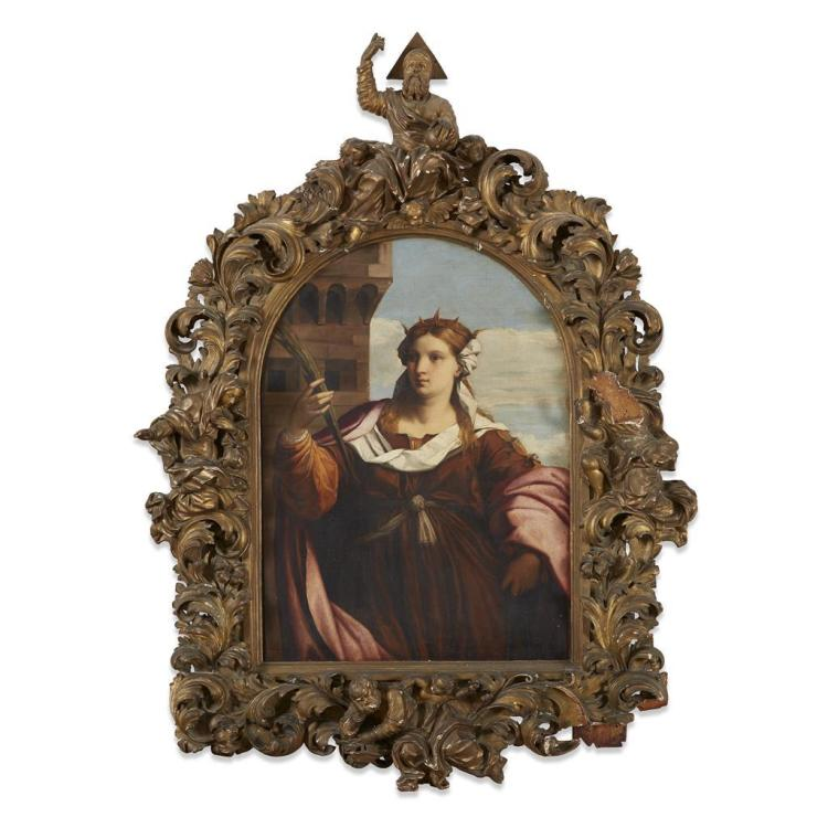 AFTER JACOPO PALMA IL VECCHIO, (ITALIAN C. 1479-1528)SAINT BARBARA