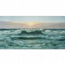 DAVID JAMES, (BRITISH 1853-1904),