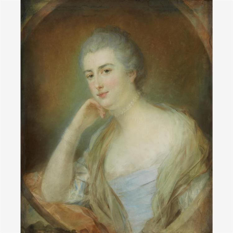 BRITISH SCHOOL, (18TH-19TH CENTURY), PORTRAIT OF A SEATED LADY, HALF-LENGTH