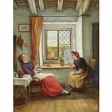 WILLIAM GALE, (BRITISH 1823-1909),