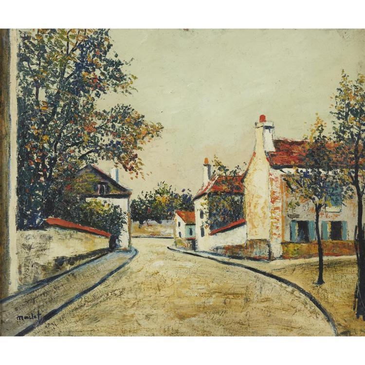 ÉLISÉE MACLET, (FRENCH 1881-1962),