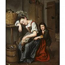 PIETER GERRITSZ VAN ROESTRATEN, (DUTCH C. 1630-1700), THE YOUNG THIEF
