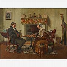 WALTER DENDY SADLER, (BRITISH 1854-1923),