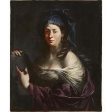CIRCLE OF GINERVA CANTOFOLI, (ITALIAN 1608-1672), A SYBIL