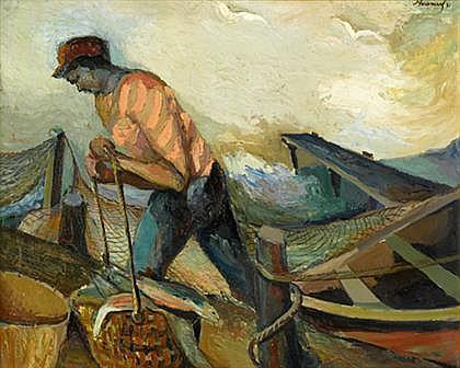 HUMBERT HOWARD, (AMERICAN 1905-1990),