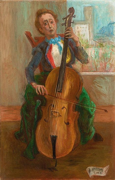 FRANKLIN WATKINS, (AMERICAN 1894-1972),