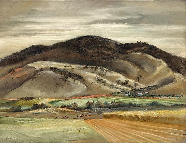 LAMAR DODD, (AMERICAN 1909-1996),