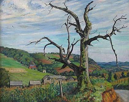 HARRY SHOKLER, (AMERICAN 1896-1978),