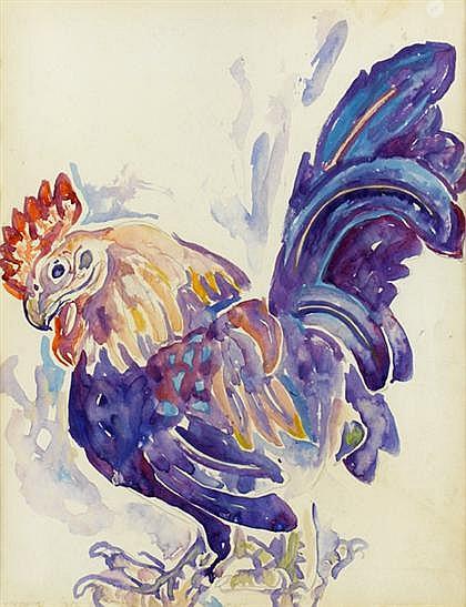 WALTER INGLIS ANDERSON, (AMERICAN 1903-1965),