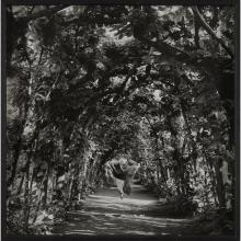 MARY BETH EDELSON, (AMERICAN, B. 1933), THREE PHOTOGRAPHS