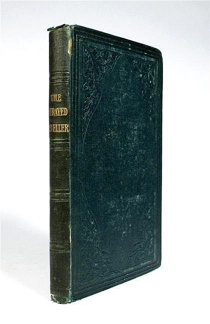 * 1 vol.  A. [Arnold, Matthew]  The Strayed Reveller and Other Poems. London: B. Fellowes, 1849. 1st ed. Sm. 8vo, orig. green cloth,...